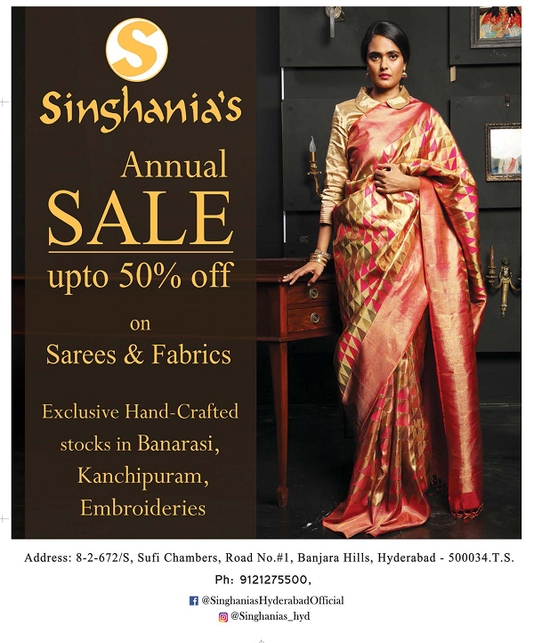 Singhanias offers India