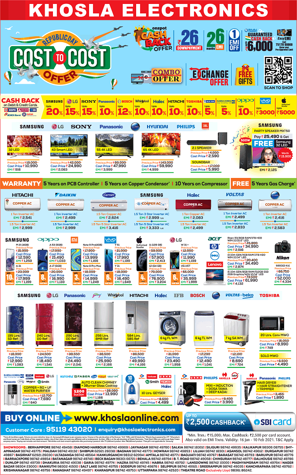 Khosla Electronics offers India