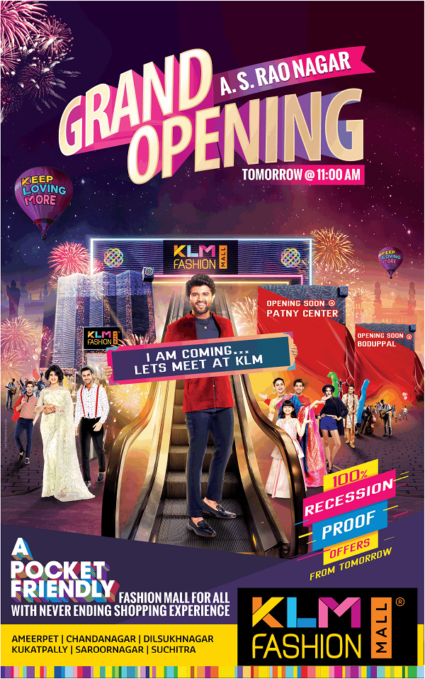 KLM Fashion Mall offers India