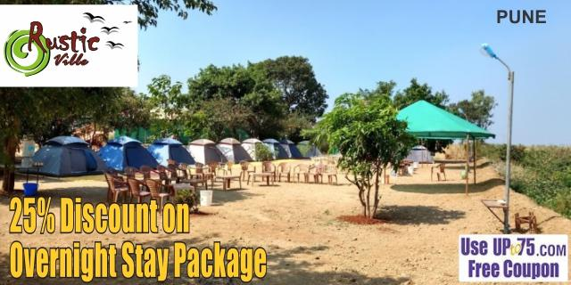 Rusticville Farmstay and Camping offers India