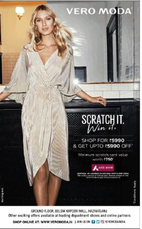 Vero Moda offers India