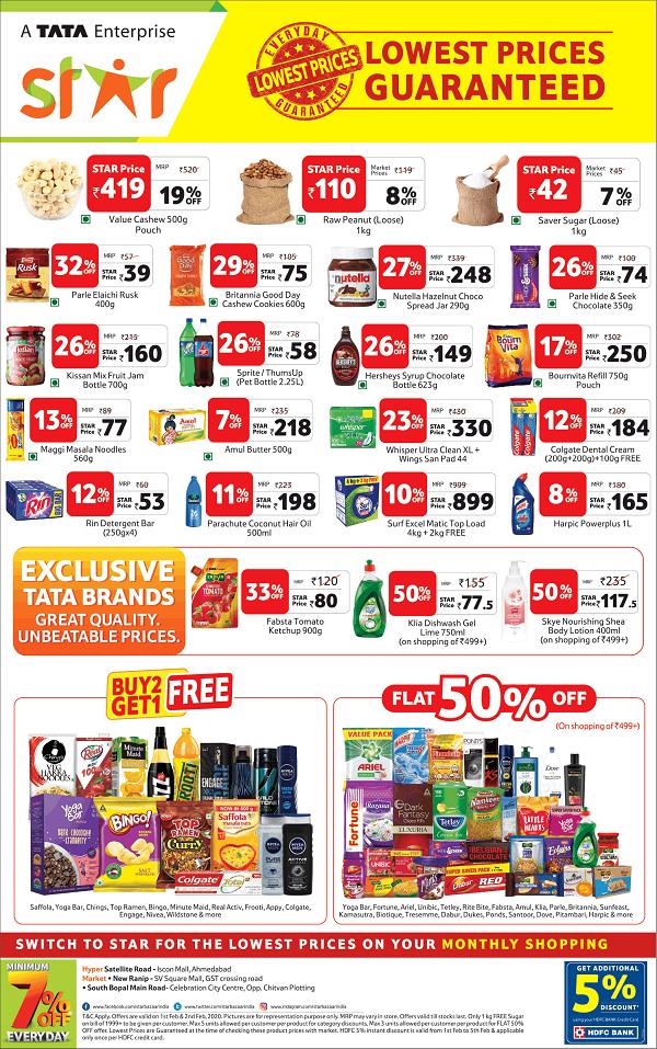 Star Hyper Market offers India