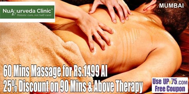 NuAyurveda Clinic offers India