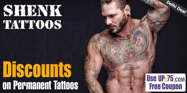 Shenk Tattoos offers India