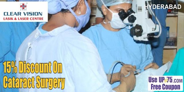 Clear Vision Eye Hospital offers India