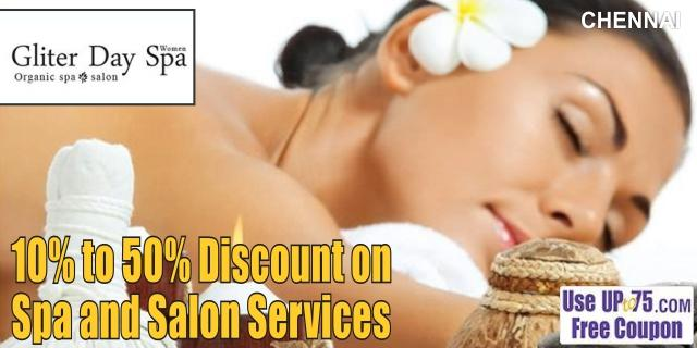 Gliter Day Spa offers India