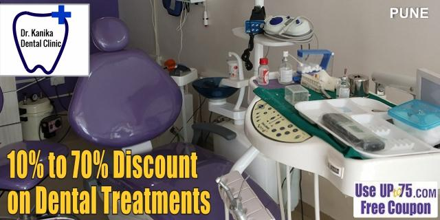Dr Kanika Dental Clinic offers India