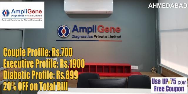 AmpliGene Diagnostics offers India