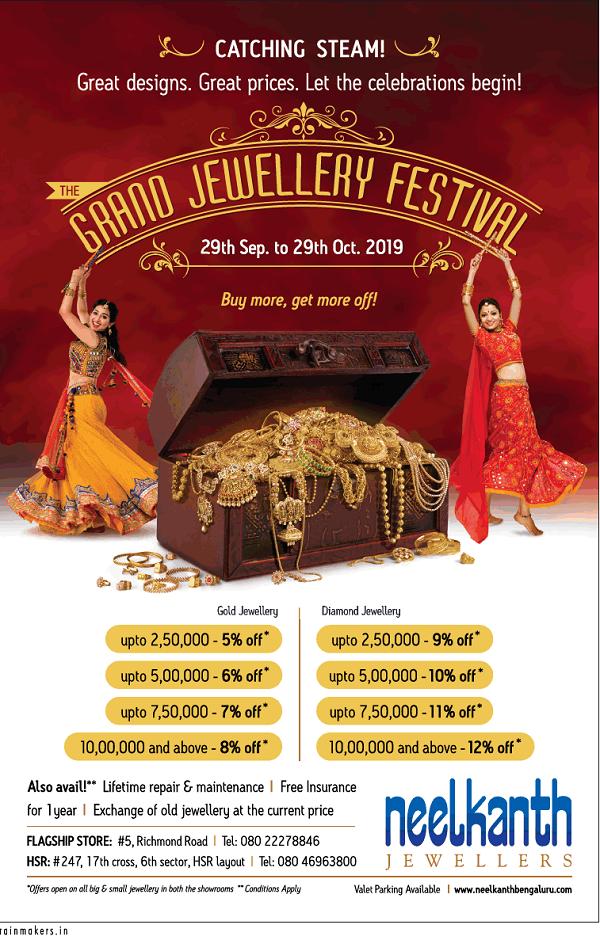 Neelkanth Jewellers offers India