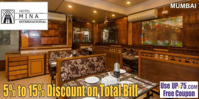 Mina Mughal Darbar at Hotel Mina International offers India