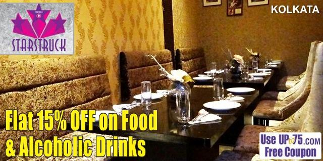 Starstruck Multi Cuisine Restaurant and Bar offers India