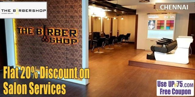 The Barber Shop Unisex Salon offers India