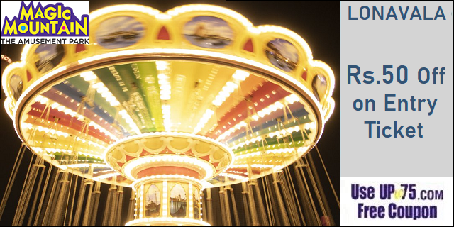 Magic Mountain The Amusement Park offers India