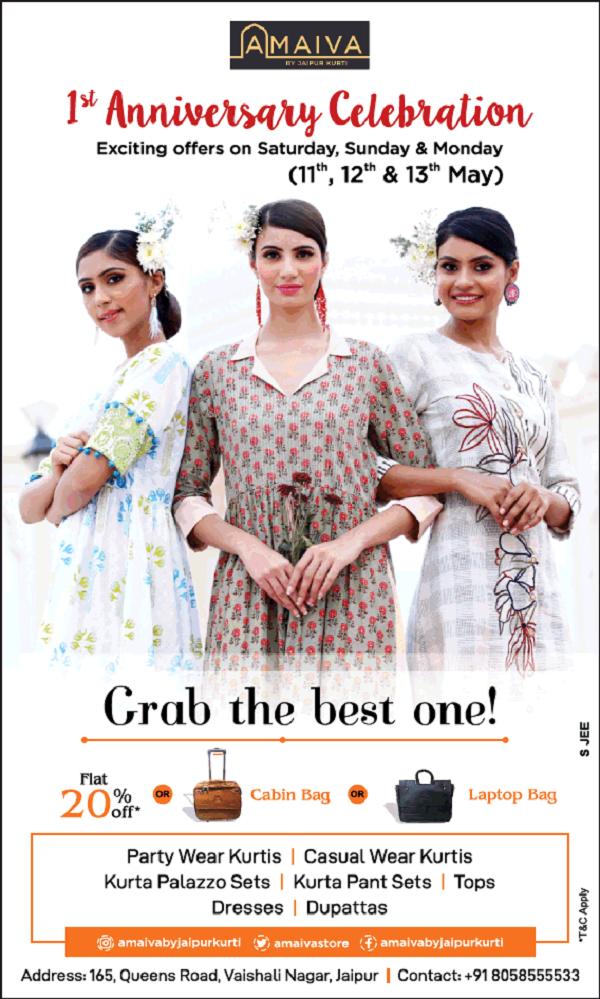 Amaiva offers India