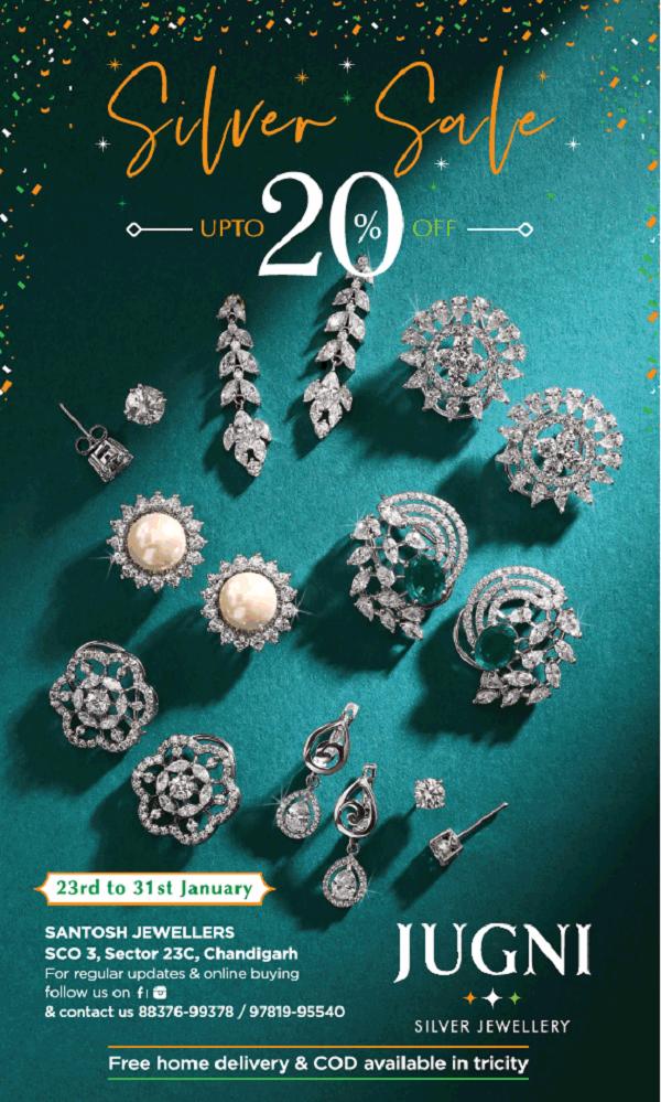 Santosh Jewellers Jugni offers India