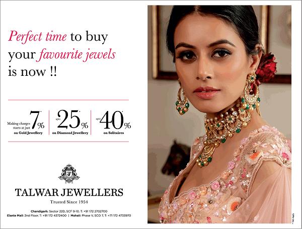 Talwar Jewellers offers India