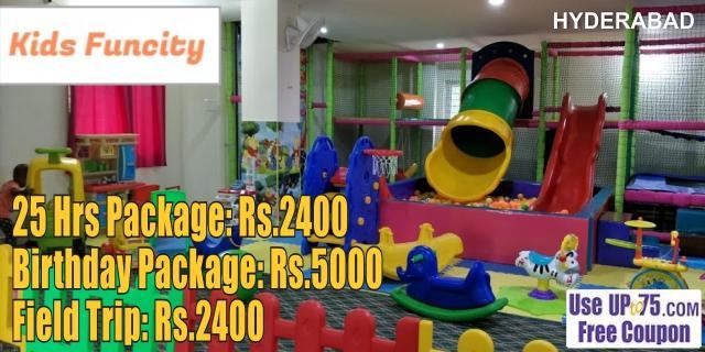 Kids FunCity offers India