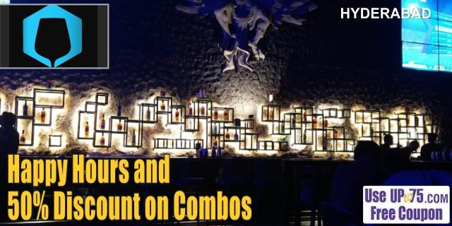 Absorb Boutique Bar offers India