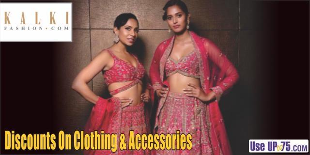 Kalki Fashion offers India