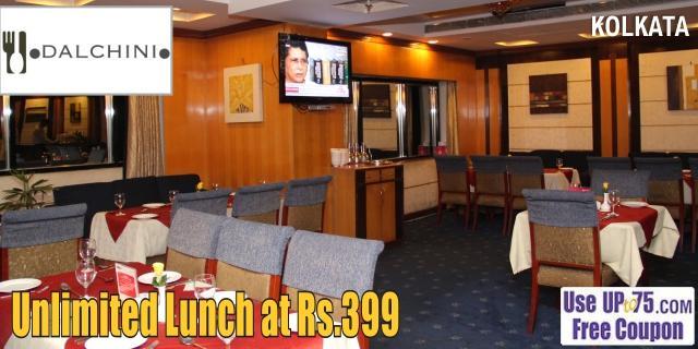 Dalchini Restaurant at The Bigboss Hotel offers India
