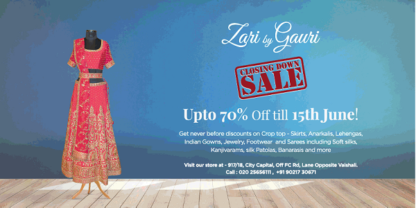 Zari by Gauri offers India