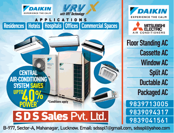 Daikin offers India
