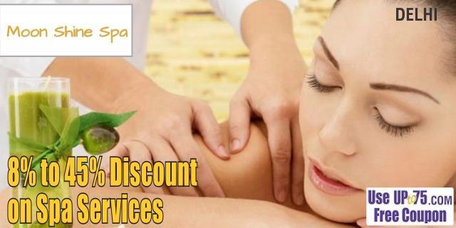 Moon Shine Salon and Beauty Spa offers India