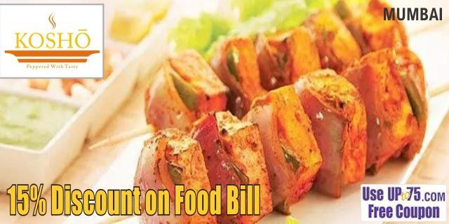 Kosho Restaurant offers India
