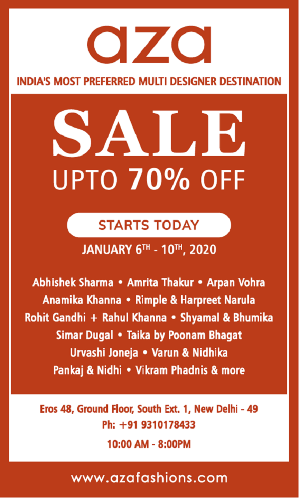AZA offers India