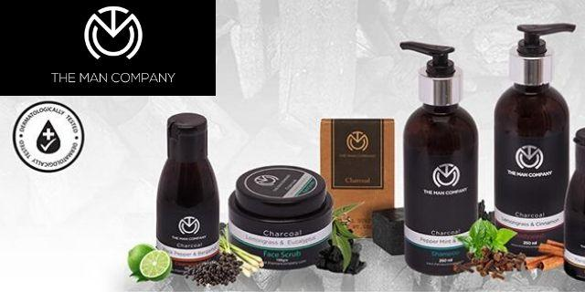 The Man Company offers India