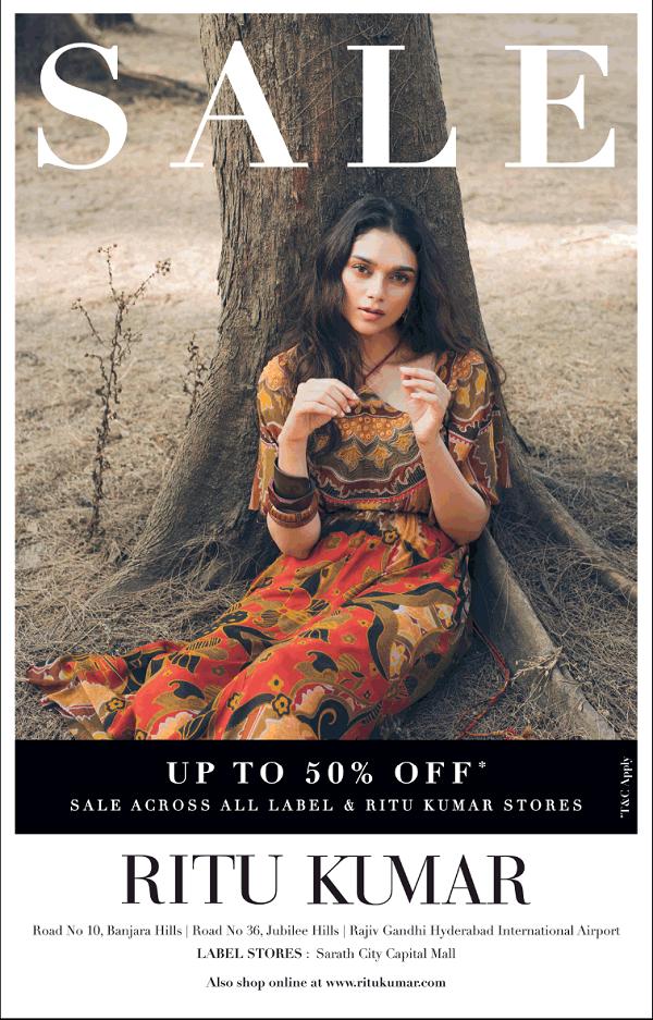 Ritu Kumar offers India
