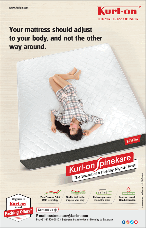 Kurl-On offers India