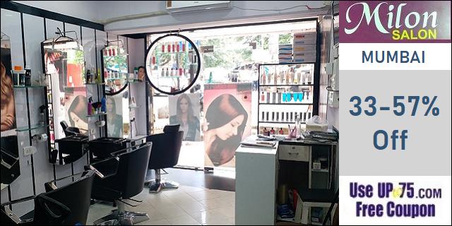 Milon Unisex Salon offers India