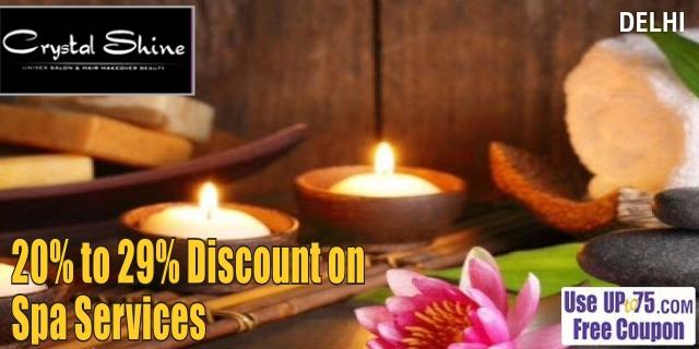Crystal Shine offers India