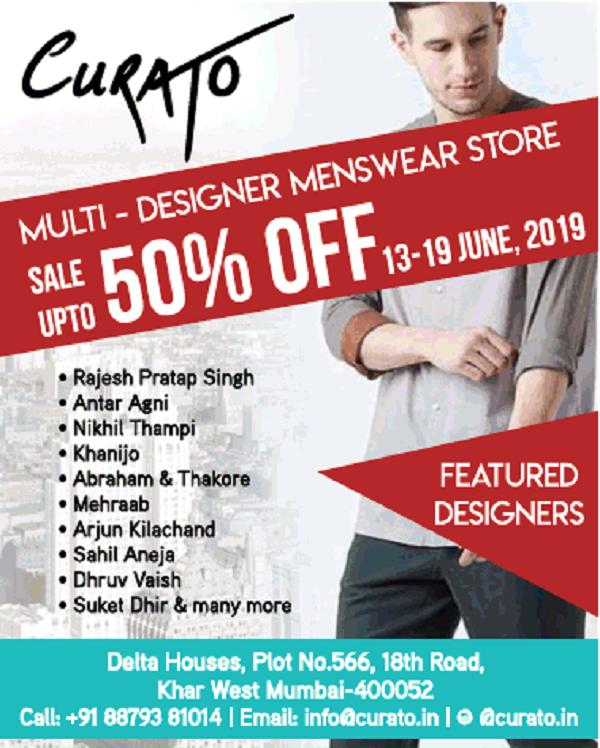 Curato offers India