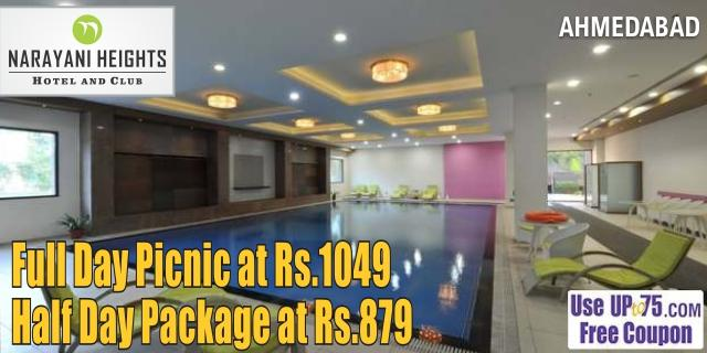 Narayani Heights Hotel and Resort offers India