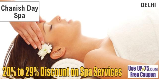 Chanish Day Spa offers India