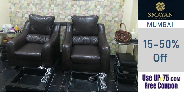 Smayan Spa and Salon offers India