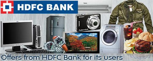 HDFC Bank offers India