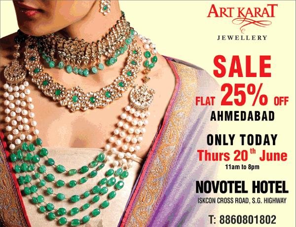 Art Karat Jewellery offers India