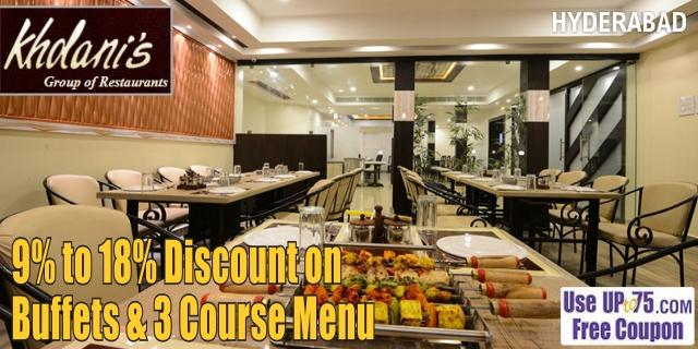 Kholanis Restaurant offers India