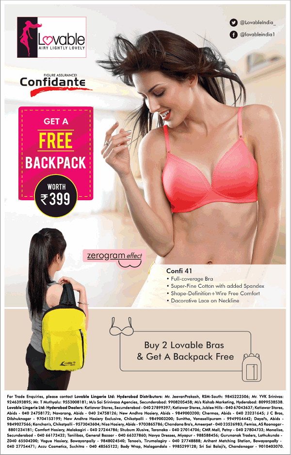 Lovable offers India