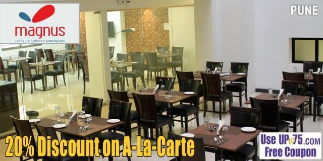 Amara Restaurant at Magnus Hotel offers India