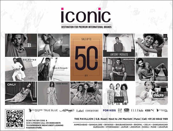 Iconic offers India
