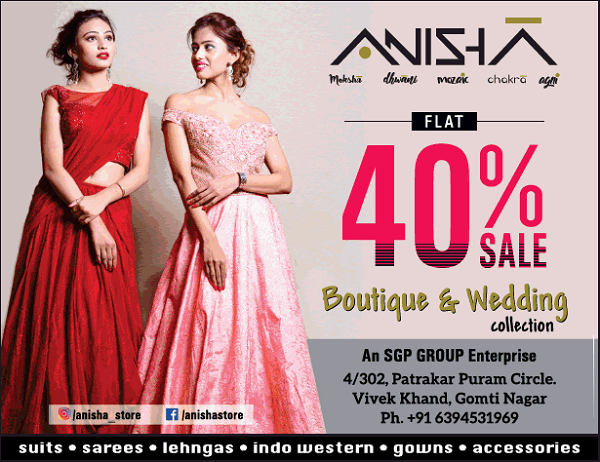 Anisha offers India