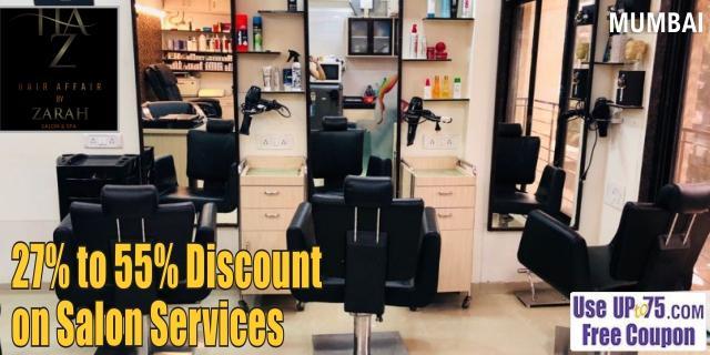 Hair Affair by Zarah offers India