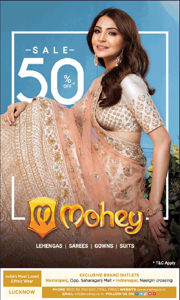 Mohey offers India