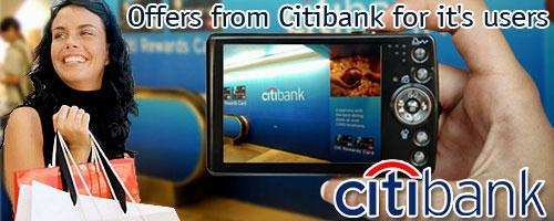 Citibank offers India