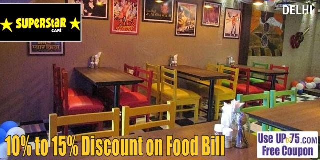 Superstar Cafe offers India