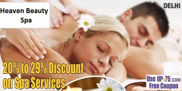 Heaven Beauty Spa offers India